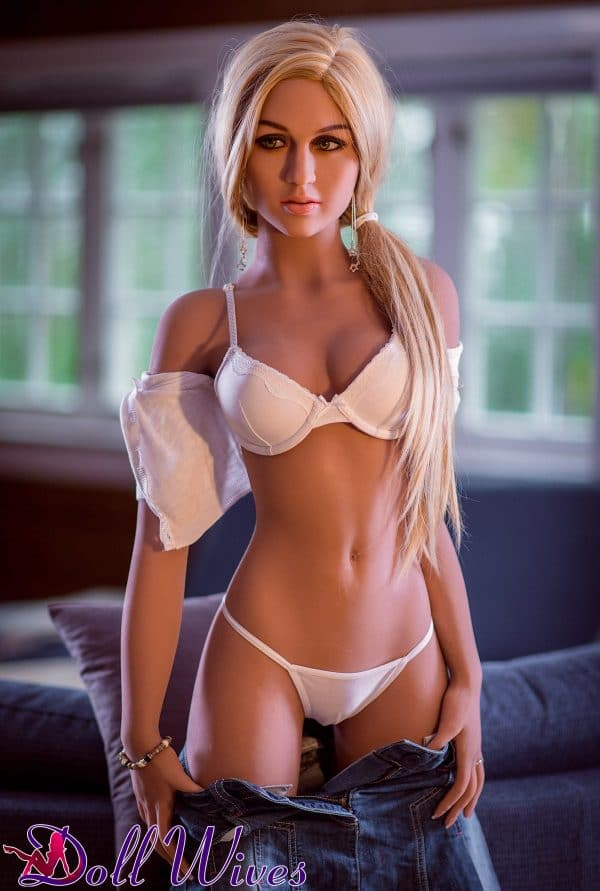 Isabella: Skinny Blonde Sex Doll