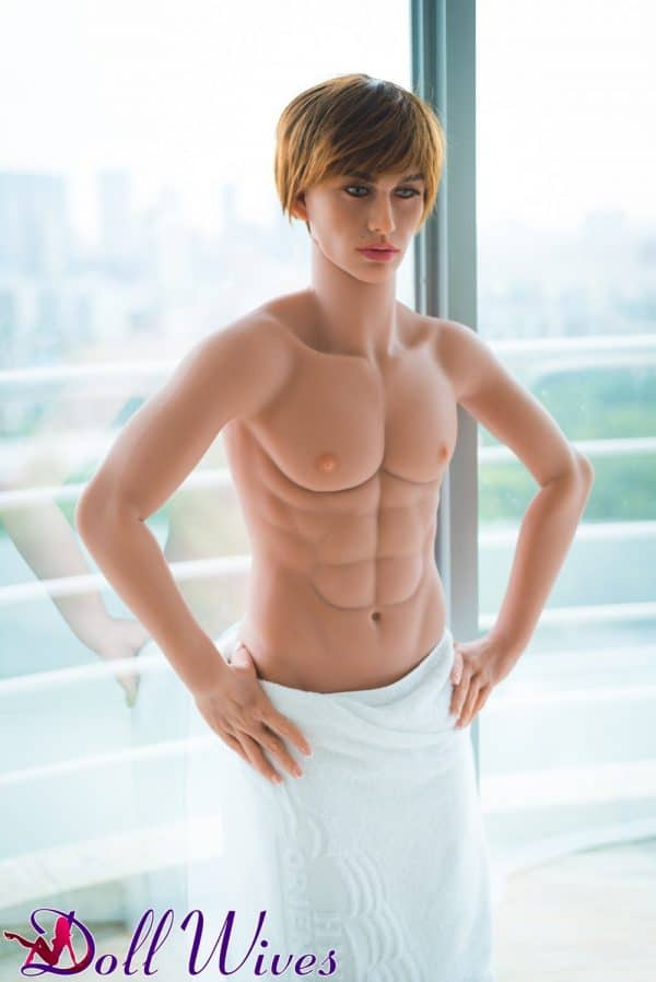 Garrett: Muscular Male Sex Doll